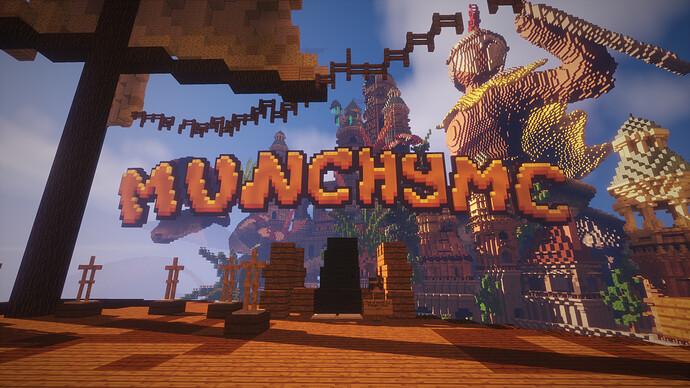 MunchyMC Hub Screenshot1